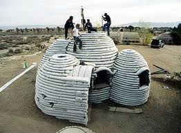 Superadobe Homes
