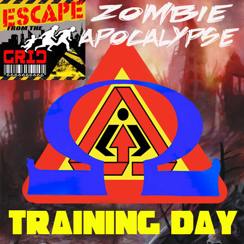 Escape From The Grid Zombie Apocalypse!