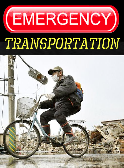 EMERGENCY TRANSPORTATION