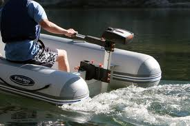 Small Outboard Motor