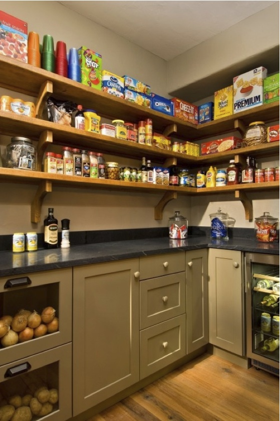 Top Ten Prepper Shelfies That Would Make You Jealous
