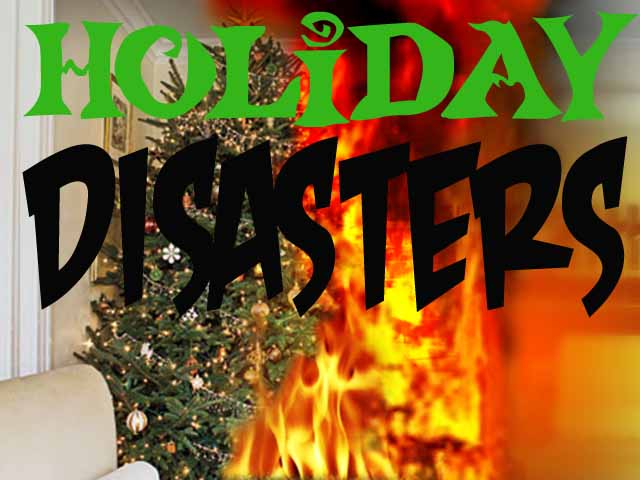 HolidayDisasters
