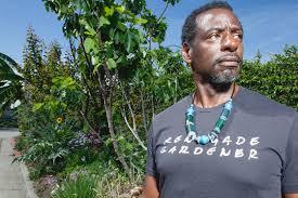 Guerilla Gardener Ron Finley