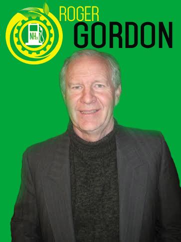 Roger Gordon, Green Gas Machine Inventor